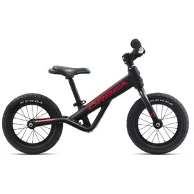 "ORBEA Grow 0 12"" Enfant, black/red"